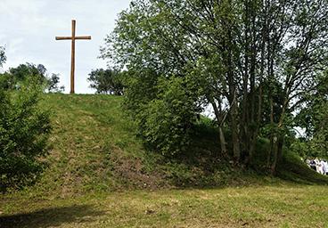 Kryžius Užventyje liudys krikščionių tikėjimą