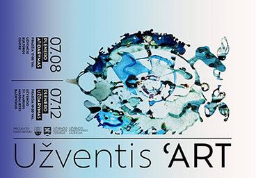 Užventis'ART 2018: atidarymas