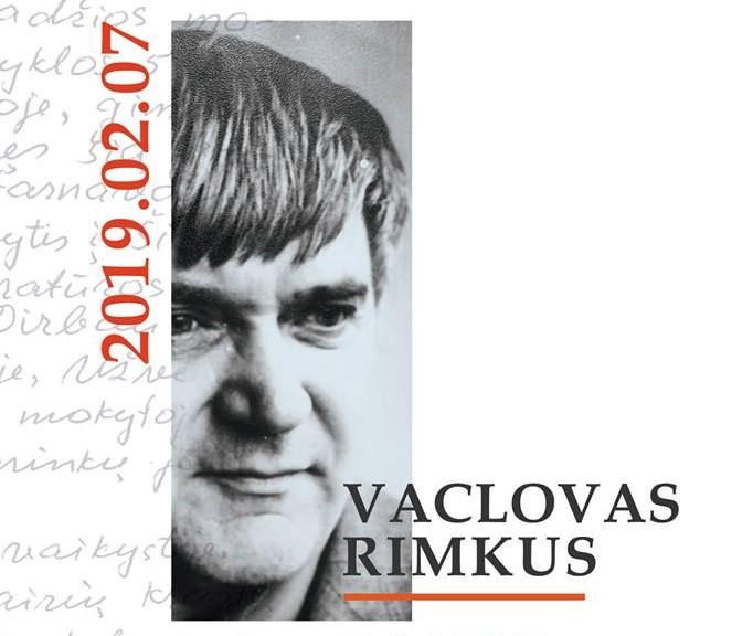 Vaclovas Rimkus. Kraštotyrininko, muziejaus įkūrėjo 90-ųjų gimimo metinių paminėjimas.