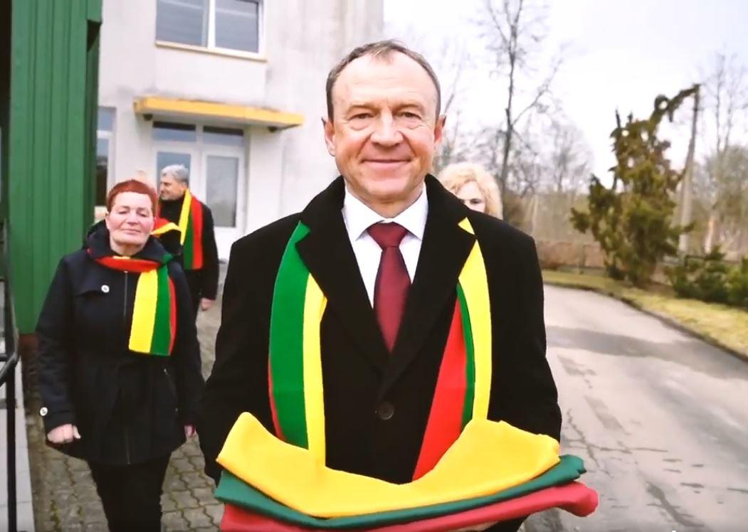 Pinu vainiką Lietuvai